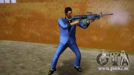 FN M249 pour GTA Vice City