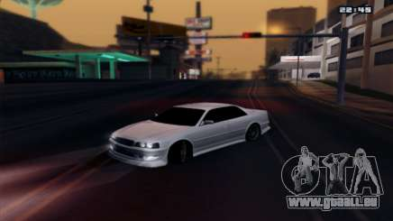 Toyota Chaser TourerV JZX100 pour GTA San Andreas