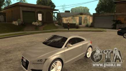 Audi TTS Coupe V1.1 für GTA San Andreas