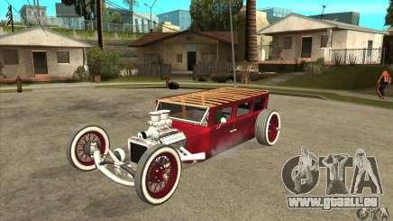 HotRod sedan 1920s no extra pour GTA San Andreas