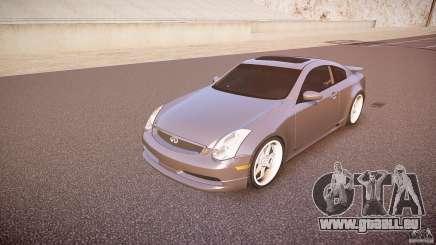 Infiniti G35 v1.0 für GTA 4