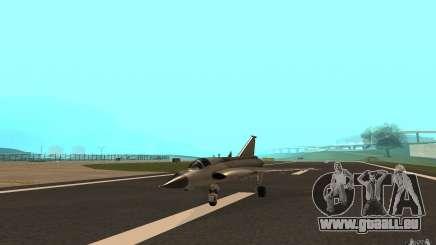 Saab J-35 Draken für GTA San Andreas