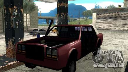 Derby Greenwood Killer pour GTA San Andreas