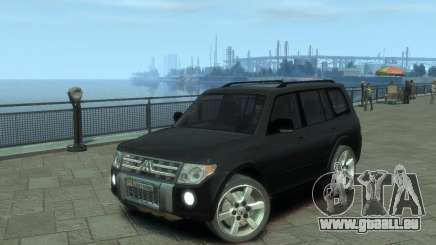 Mitsubishi Pajero pour GTA 4