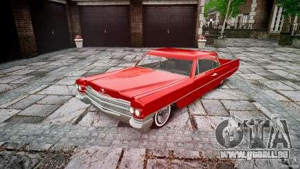 Cadillac De Ville v2 für GTA 4