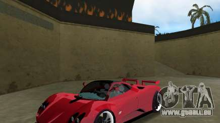 Pagani Zonda S pour GTA Vice City