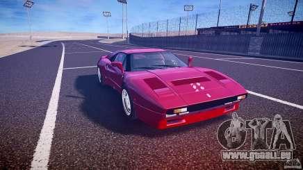 Ferrari 288 GTO für GTA 4