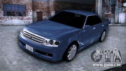Nissan Gloria für GTA San Andreas