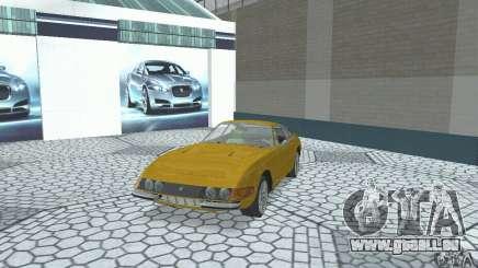 Ferrari 365 GTB4 1968 für GTA San Andreas