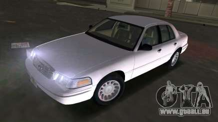 Ford Crown Victoria für GTA Vice City