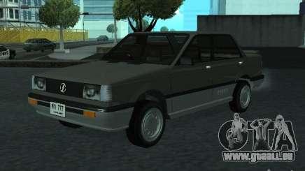 Nissan Sanny 1500 (B12) pour GTA San Andreas