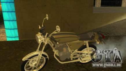 Honda Dream 50 für GTA San Andreas