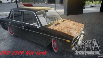 Vaz 2106 Rat look für GTA 4