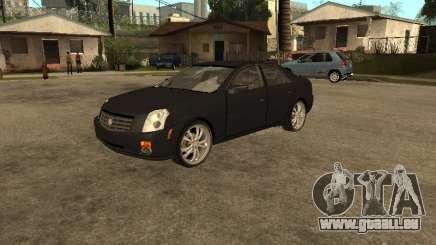 Cadillac CTS für GTA San Andreas