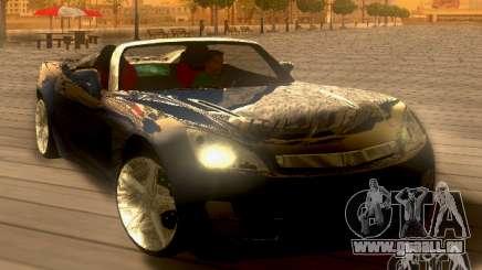 Opel GT 2007 für GTA San Andreas