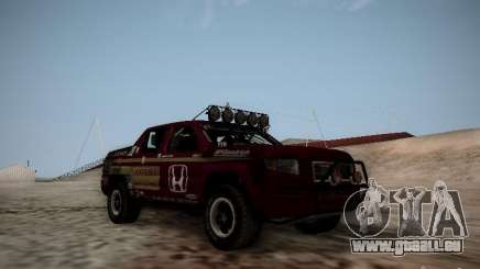 Honda Ridgeline Baja pour GTA San Andreas