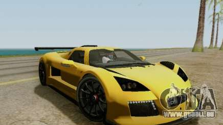 Gumpert Apollo S 2012 für GTA San Andreas