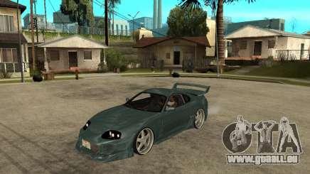 Toyota Supra Veilside für GTA San Andreas