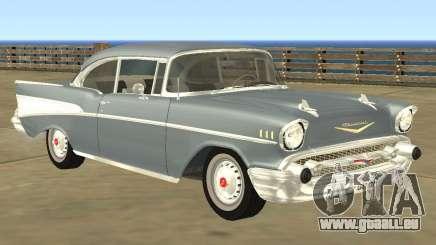 Chevrolet Bel Air 1957 pour GTA San Andreas
