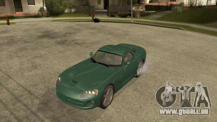 Dodge Viper Srt 10 pour GTA San Andreas