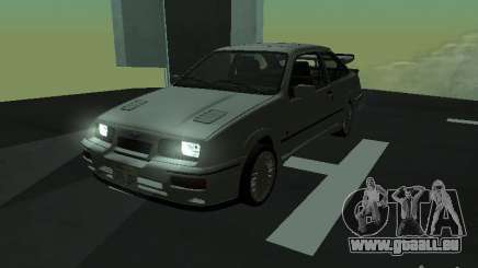 Ford Sierra RS500 Cosworth 1987 pour GTA San Andreas