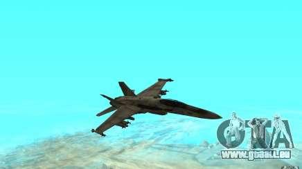F-18 Hornet pour GTA San Andreas