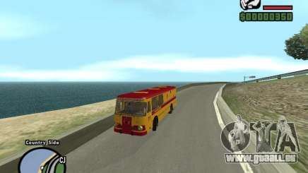 Assistance technique LIAZ 677 HBI pour GTA San Andreas