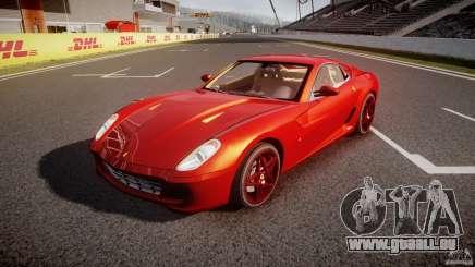 Ferrari 599 GTB Fiorano 2006 (Beta) pour GTA 4