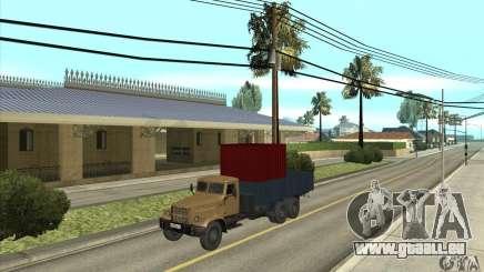 KrAZ-257 pour GTA San Andreas