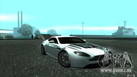 Aston Martin V12 Vantage für GTA San Andreas