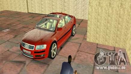 Audi A8 4.2 quattro pour GTA Vice City