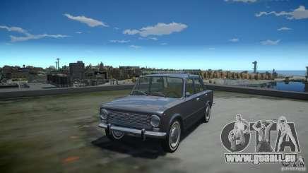 VAZ 2101 Lager für GTA 4