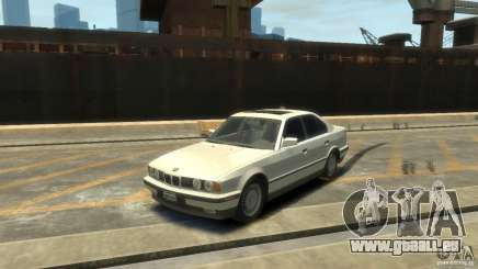 BMW 525i für GTA 4