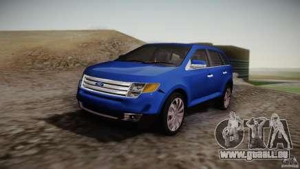 Ford Edge 2010 für GTA San Andreas