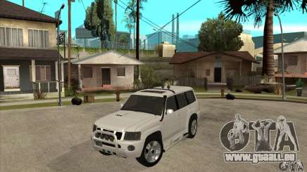 Nissan Patrol 2005 für GTA San Andreas