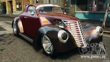 Walter Street Rod Custom Coupe pour GTA 4