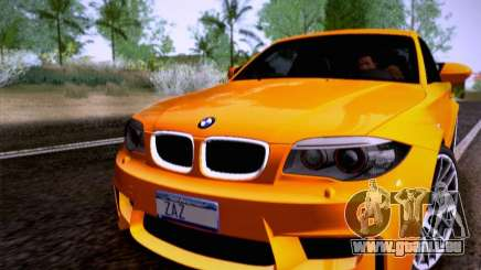 BMW 1M E82 Coupe pour GTA San Andreas