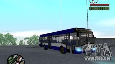 Solaris Urbino 12 pour GTA San Andreas
