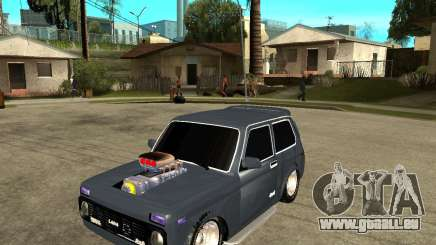 NIVA Mustang pour GTA San Andreas