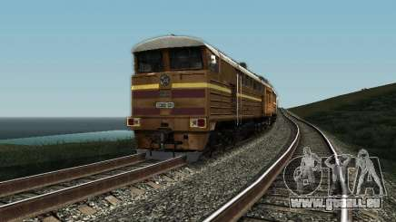 2TE10U-0137 pour GTA San Andreas