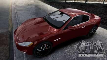 Maserati Gran Turismo 2008 Beta pour GTA 4