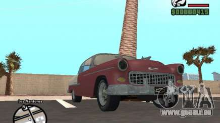 1955 Chevy Belair Sports Coupe pour GTA San Andreas
