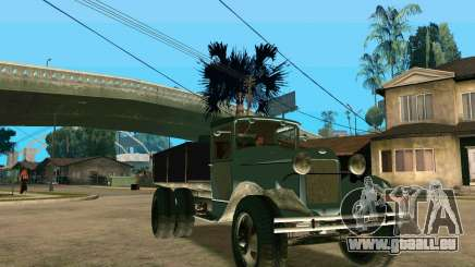 GAZ AA pour GTA San Andreas