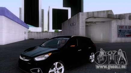 Hyundai ix35 für GTA San Andreas