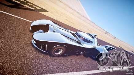 Batmobile v1.0 pour GTA 4