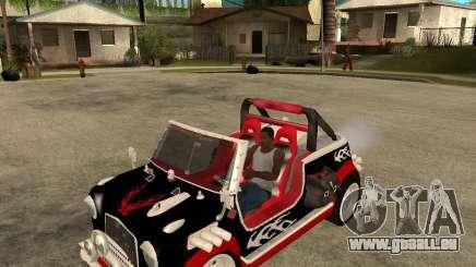 MiniCooper Tuning HOVADO 1 (MaxiPervers.cz) v.2 für GTA San Andreas