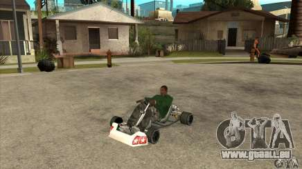 Stage 6 Kart Beta v1.0 für GTA San Andreas