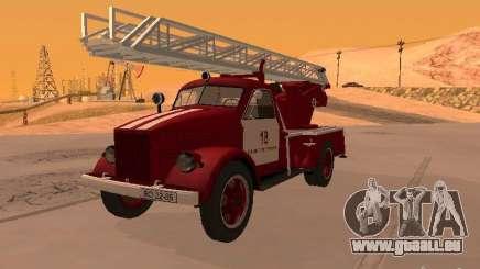 GAZ-51 ALG-17 für GTA San Andreas