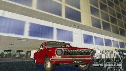 GAZ Volga 24 für GTA Vice City