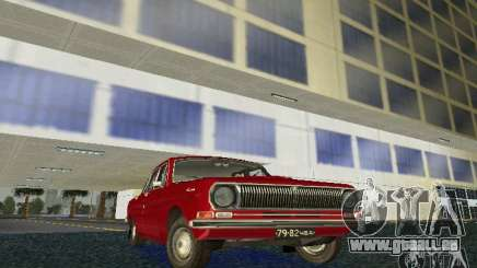 GAZ Volga 24 pour GTA Vice City